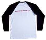 RC baseball t-shirt rear