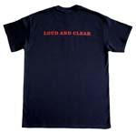 RC black t-shirt rear